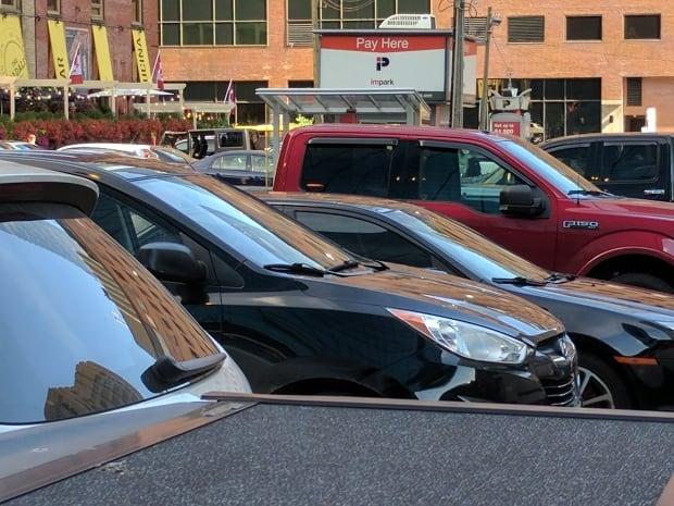Parking Toronto