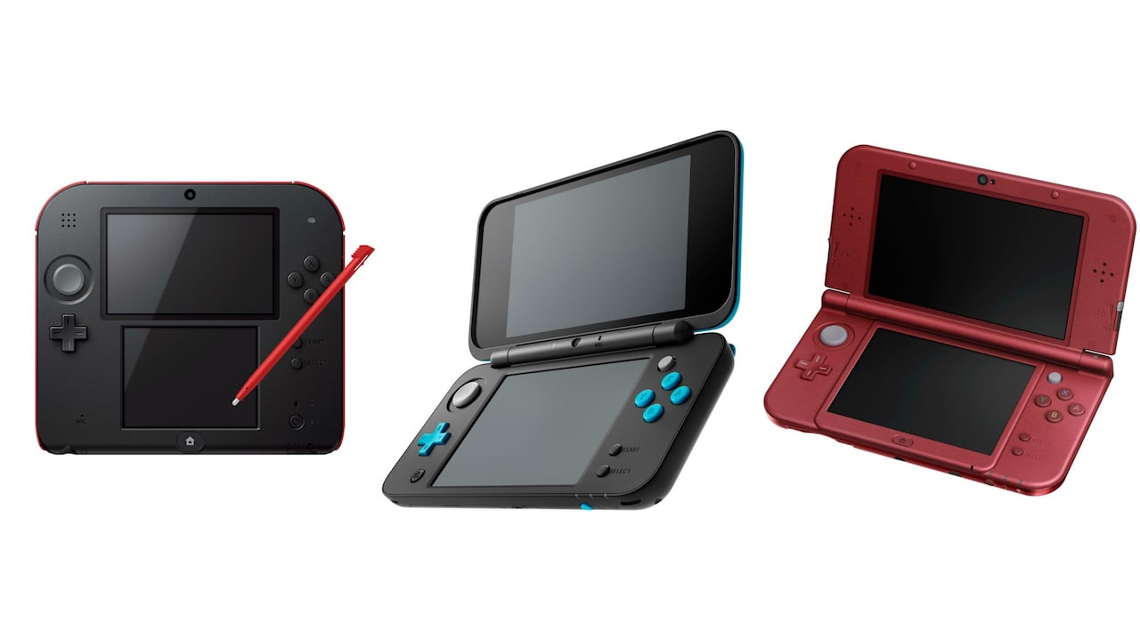 The curious case of the 3DS, the device too successful for