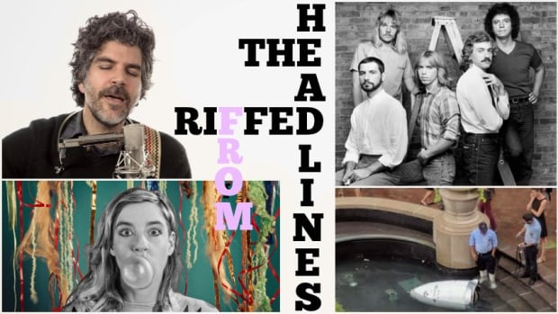 Riffed from the Headlines 29/07/2017