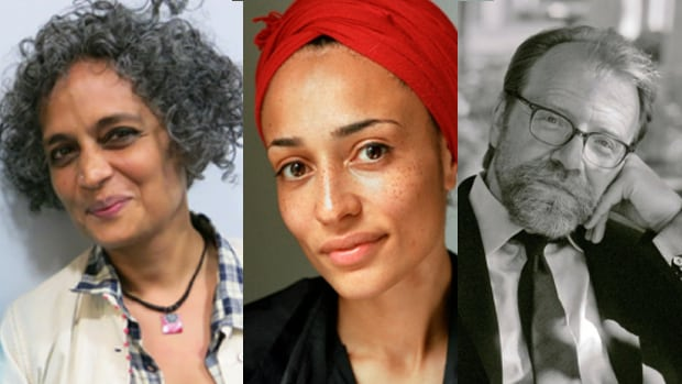 Arundhati Roy Zadie Smith Amp George Saunders Among 13