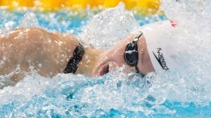 Penny Oleksiak earns spot in women's world 100m freestyle final