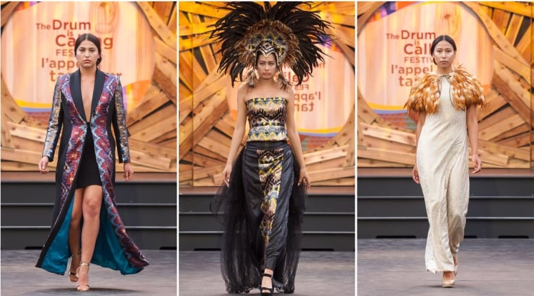 Reclaiming What Is Ours 1st Vancouver Indigenous Fashion Week Instils Pride Cbc News
