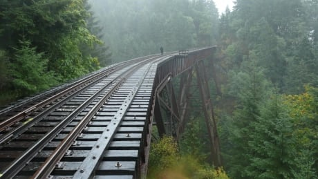 Switch the rails to trails on Vancouver Island, group urges