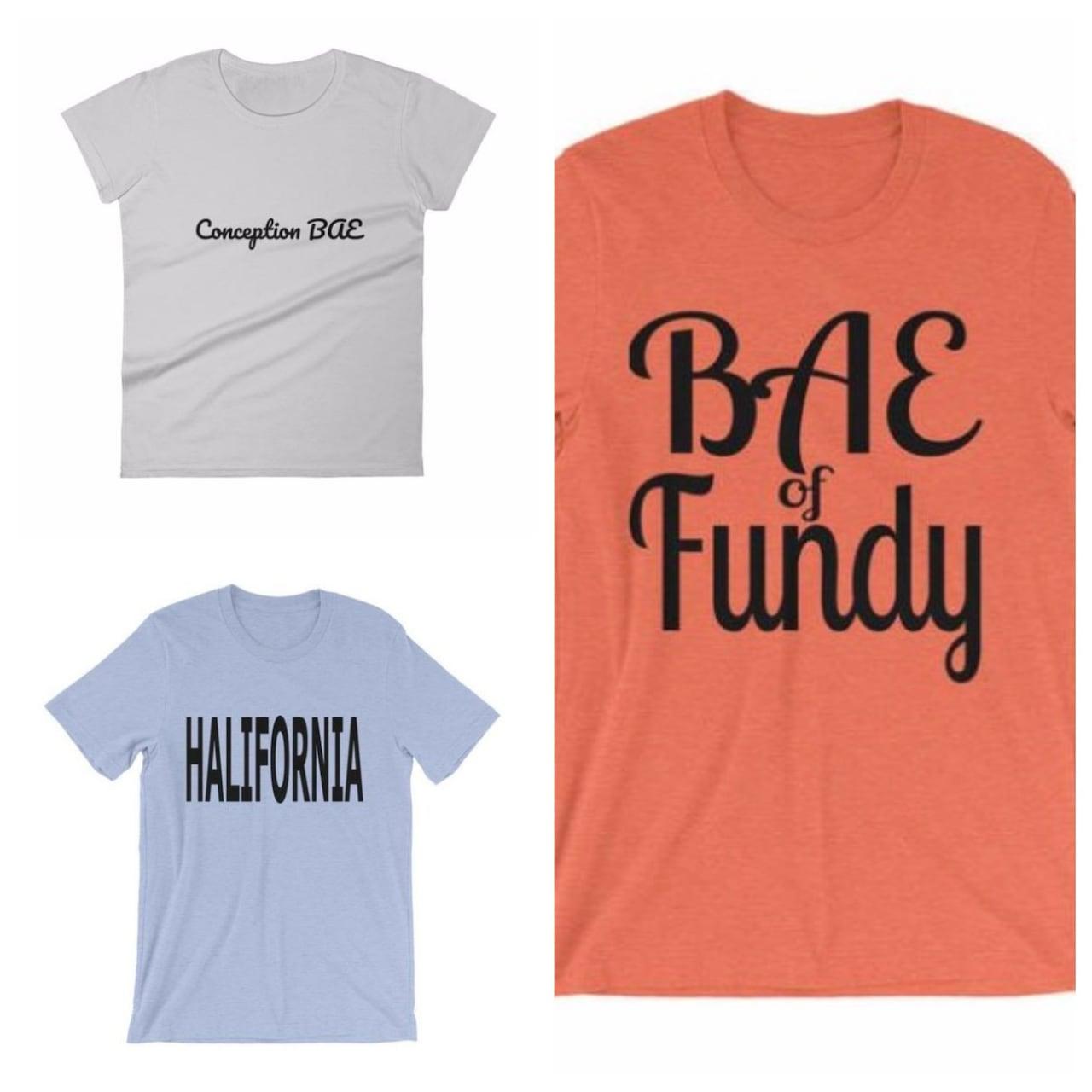 13e268ee2 East Coast AF: Meet P.E.I.'s salty new T-shirt company | CBC News