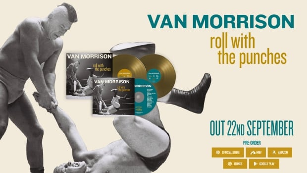 Van Morrison's website is plastered with the photo used on his upcoming album cover. But, Billy Two Rivers, left, says the picture was used without his knowledge and consent. It's the 37th studio album for Morrison, a singer-songwriter from Northern Ireland.