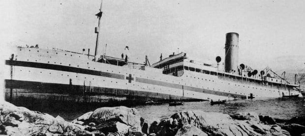 Letitia ship