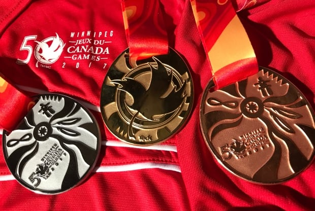 Canada Games Medals