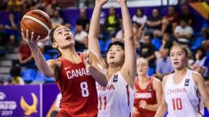 Canada squeaks into semis at FIBA U-19 Women's World Cup