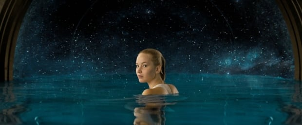 Jennifer Lawrence in Passengers