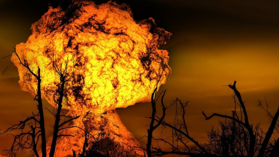 What kind of global catastrophe could wipe out all life on our planet?