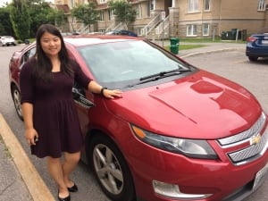Kim Hsiung electric car condo - July 28 2017