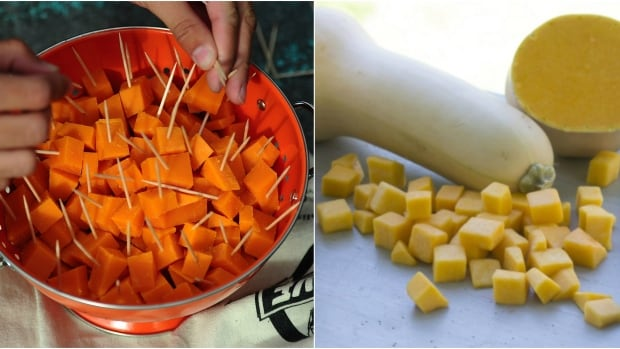 cheese squash collage