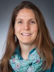 P.E.I. veterinarian  Dr. Christine Savidge