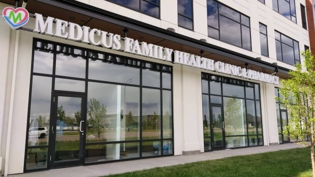 The Medicus Family Health Clinic and Pharmacy is the first Filipino immigrant-owned clinic in Edmonton.