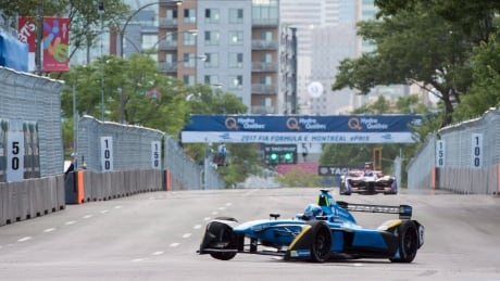 Coderre administration had 'no vision' of Formula E race risks, says auditor general | CBC