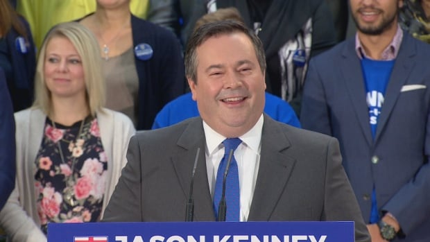 Jason Kenney entered the race to become the new leader of the United Conservative Party on July 29.