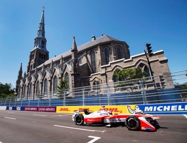 Formula E Montreal 20170730
