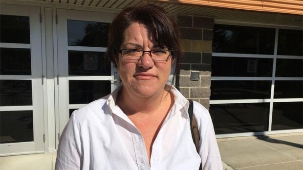 Alison Menard, defence lawyer