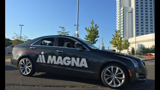 Ontario and MI launch cross-border automated vehicle test drive