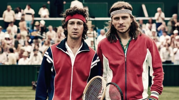 Borg/McEnroe, starring Shia LaBeouf and Sverrir Gudnason, will have its world premiere as the opening film of the 2017 Toronto International Film Festival.