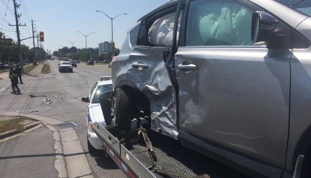 Masonville collision