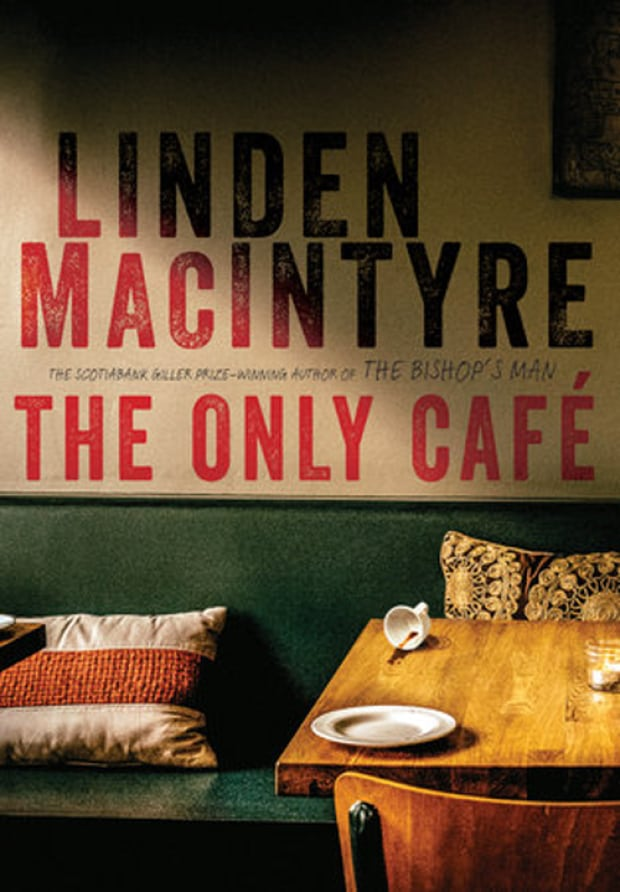BOOK COVER: The Only Café by Linden MacIntyre