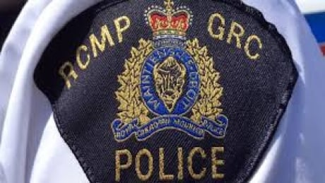 RCMP patch