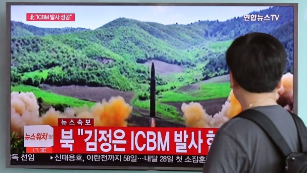 This is North Korea's aim with its missile and nuclear programs
