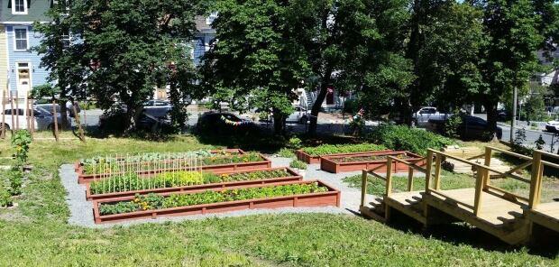 Gathering Place community garden