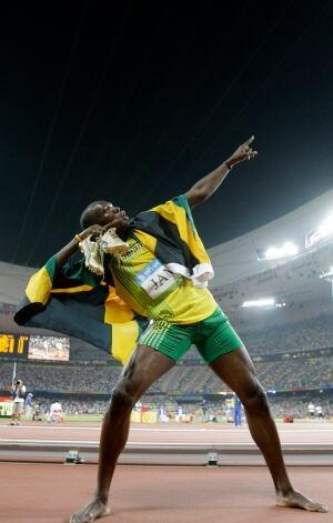 Beijing Olympics Athletics Mens 4x100M Relay