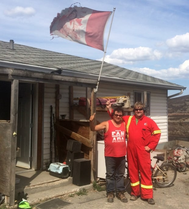 Ryan Lake volunteer firefighter