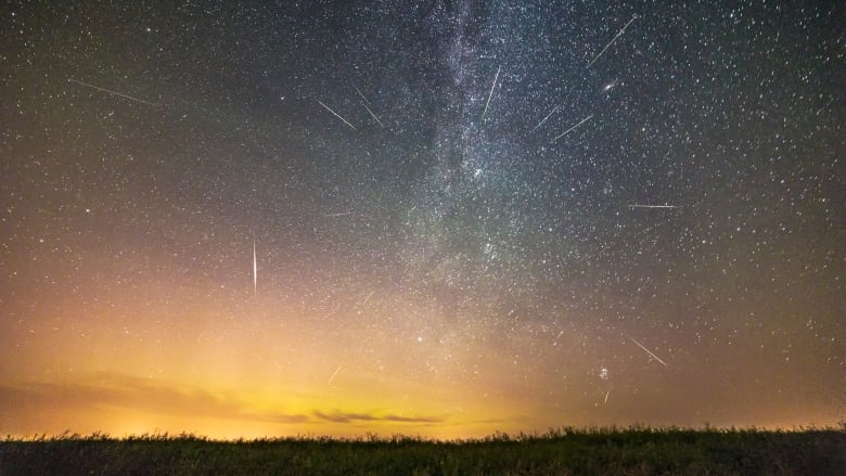 The Radiant of the Perseids