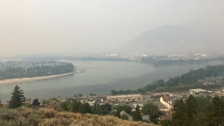 Kamloops smoke