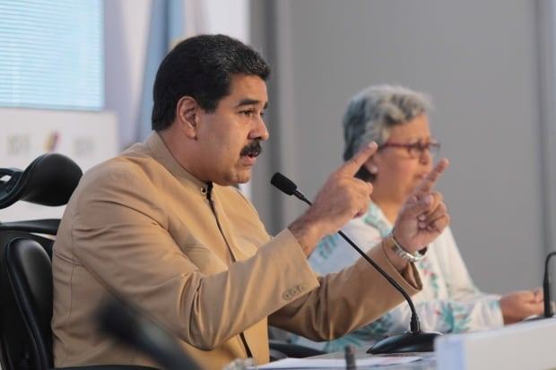 VENEZUELA-POLITICS/MADURO