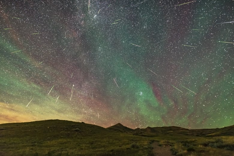 heads up  ... star showers are coming...  Radiant-of-the-perseid-meteor-shower-2016