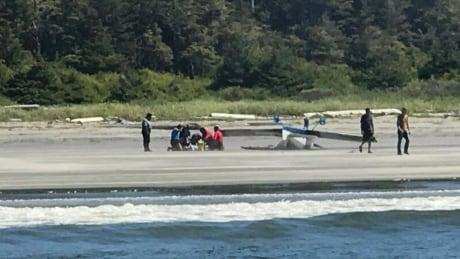 Vargas Island plane crash