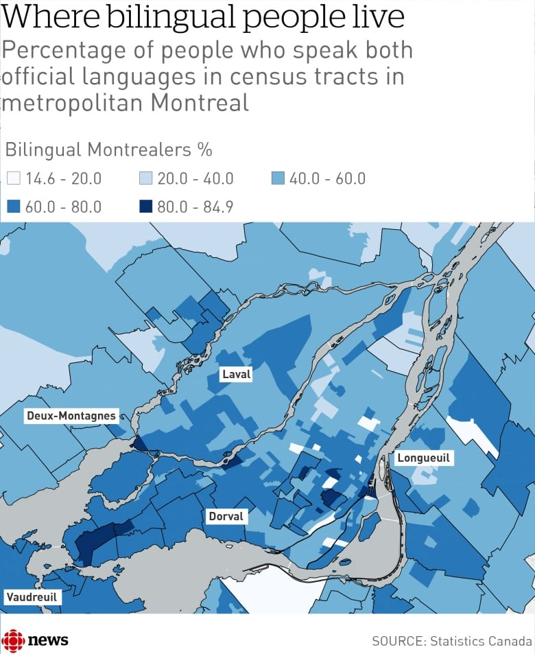 Map Of Canada Languages.Quebec Driving Increase In Canada S Bilingualism Rate Census