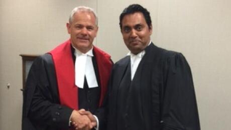 Justice Willie deWit Mohammed Ali
