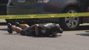 Police investigate Iris shooting