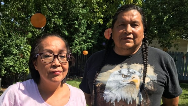Colten Boushie's mother, Debbie Baptiste, and her brother, Alvin, say everyone — including RCMP — is welcome at a memorial feast next Wednesday.