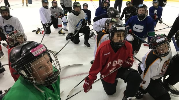 Kids will have a chance to develop their hockey skills at the new hockey academy at  Edgewater  and Claude Garton Public Schools this winter.