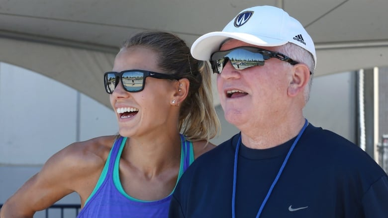 This is our journey:' Melissa Bishop sticks by ailing