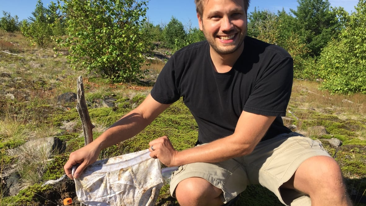 Soil your undies in sudbury cbc tests local land for for Soil your undies