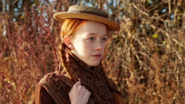 Irish-Canadian actress Amybeth McNulty, starring in the role of Anne, is seen in this undated production handout image.