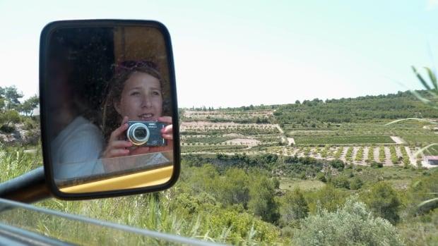 Jess Shane Driving