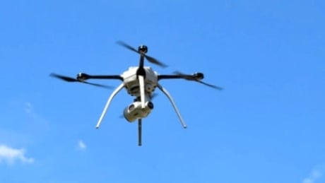 Chatham Police Drone