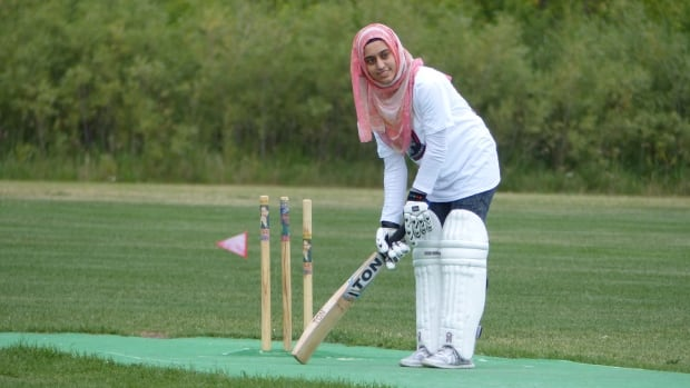 Many of the women have watched cricket for years but have not tried to play until now.