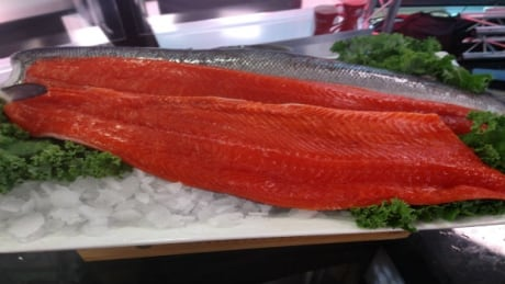Delicious sockeye salmon not just a coastal catch