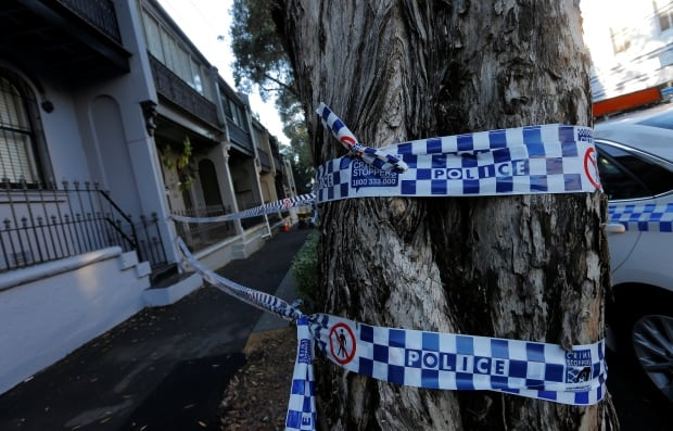 AUSTRALIA-SECURITY/RAIDS