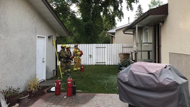 Friday's fire is the seventh in Regina since shifting ground starting causing malfunctions.